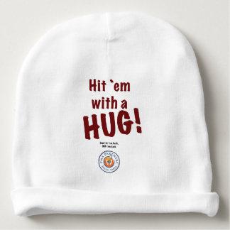 Gorro Para Bebê Bata-os com um abraço! beanie