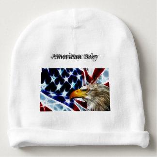 Gorro Para Bebê Beanie americano do bebê