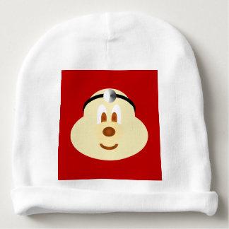 Gorro Para Bebê Beanie do algodão do bebê do 鲍鲍 do doutor