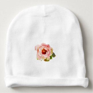 Gorro Para Bebê Beanie do bebê da flor do algodão