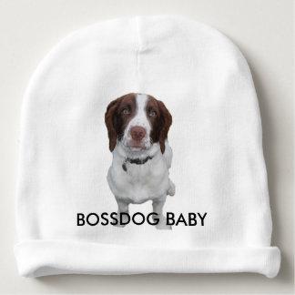 Gorro Para Bebê Beanie do bebê de Bossdog