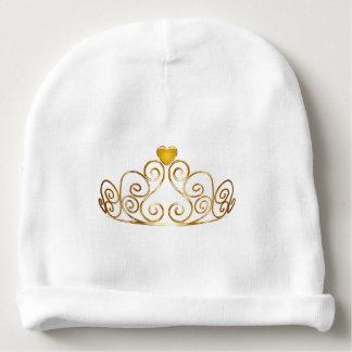 Gorro Para Bebê Beanie do bebê de HAMbyWG - tiara do ouro