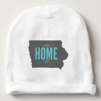 Gorro Para Bebê Beanie do bebê de Iowa