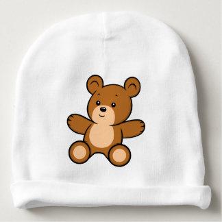 Gorro Para Bebê Beanie do bebê do urso de ursinho dos desenhos