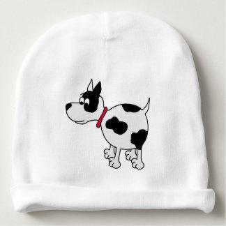 Gorro Para Bebê Beanie do cão dos desenhos animados do algodão do
