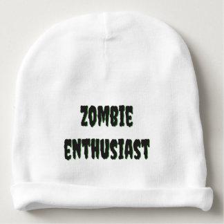 Gorro Para Bebê Beanie do entusiasta do zombi