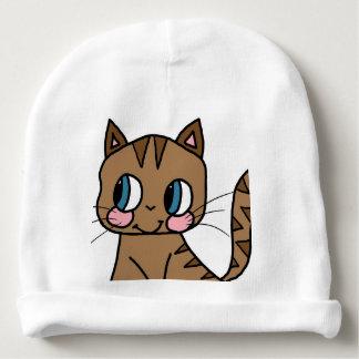 Gorro Para Bebê Beanie do gato dos chapéus do bebê