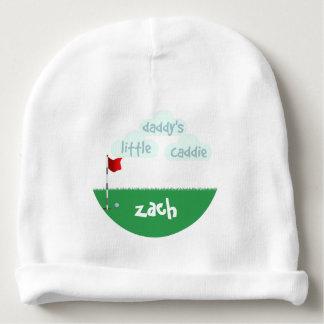 Gorro Para Bebê Beanie feito sob encomenda do algodão do bebê do