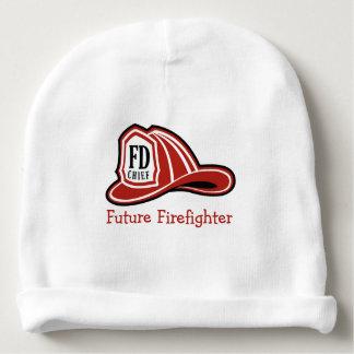 Gorro Para Bebê Beanie futuro do bebê do sapador-bombeiro do