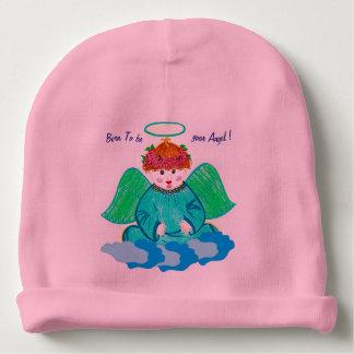 Gorro Para Bebê Beanie: Nascer a ser seu anjo