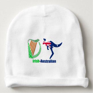 Gorro Para Bebê Bebê-Algodão-Beanie da bandeira de Harpa-Austrália
