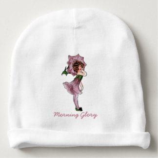 Gorro Para Bebê Bebé bonito da criança de flor do vintage da