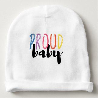 Gorro Para Bebê Bebê orgulhoso - orgulho gay LGBTQ