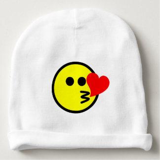 Gorro Para Bebê Beijo de sopro de sorriso dos desenhos animados