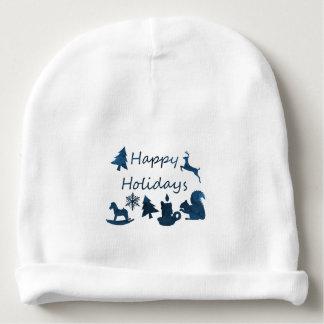 Gorro Para Bebê Boas festas