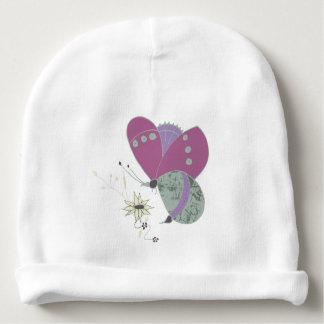 Gorro Para Bebê borboleta