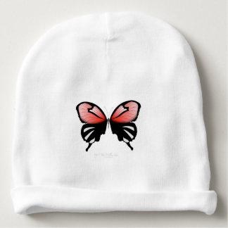 Gorro Para Bebê borboleta do vermelho do figo 6 por fernandes tony