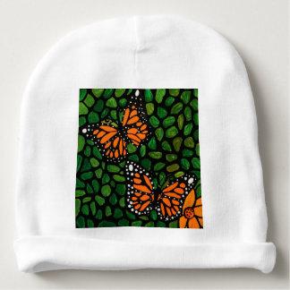 Gorro Para Bebê borboletas