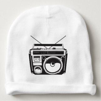 Gorro Para Bebê ☞ box de boom Oldschool, Cassette Player/