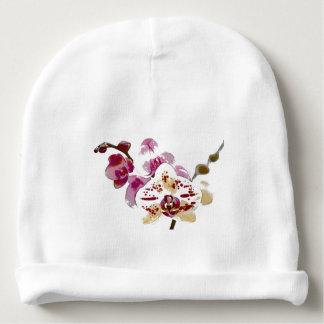 Gorro Para Bebê Buquê da flor da orquídea do Phalaenopsis