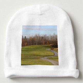 Gorro Para Bebê Campo de golfe
