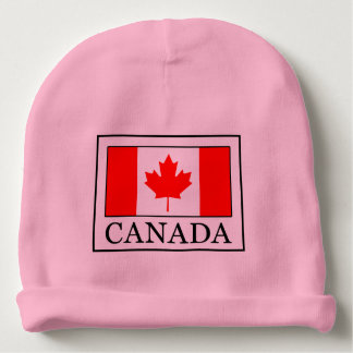 Gorro Para Bebê Canadá