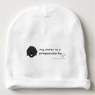Gorro Para Bebê cão de água português
