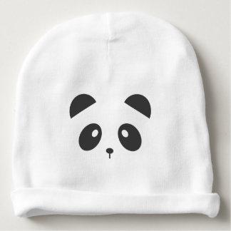 Gorro Para Bebê Cara da panda