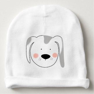 Gorro Para Bebê Cara do cão