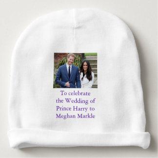 Gorro Para Bebê Casamento do príncipe Harry a Meghan Markle