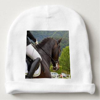 Gorro Para Bebê Cavalo Dressage