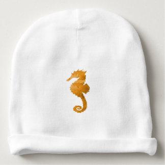 Gorro Para Bebê Cavalo marinho