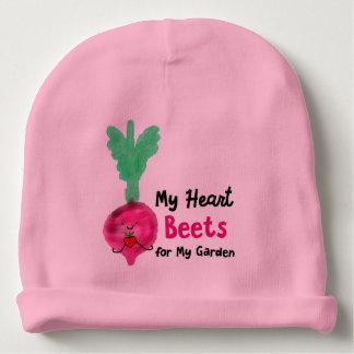 Gorro Para Bebê Chalaça positiva da beterraba - minhas beterrabas