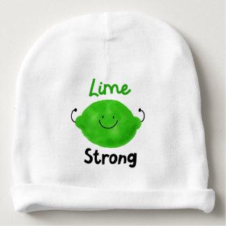 Gorro Para Bebê Chalaça positiva do limão - limão forte