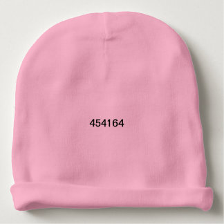 Gorro Para Bebê chapéu cor-de-rosa
