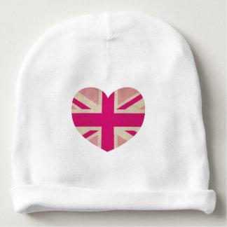 Gorro Para Bebê Chapéu cor-de-rosa do bebê do Beanie da bandeira