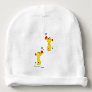 Gorro Para Bebê Chapéu do beanie do algodão do bebê, pé de buddha