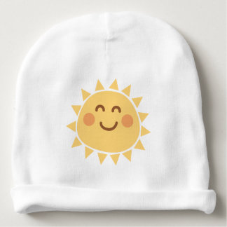 Gorro Para Bebê Chapéu do bebê da luz do sol