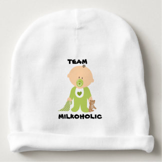 Gorro Para Bebê Chapéu do bebê, design do menino de Milkoholic da