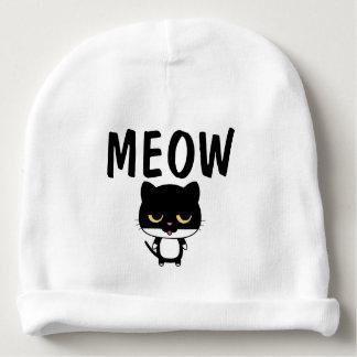 Gorro Para Bebê Chapéu do bebê do Beanie do CAT do MEOW