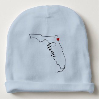 Gorro Para Bebê Chapéu Home do Beanie do bebê de Florida