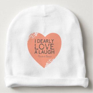 Gorro Para Bebê Citações do preconceito do amor & do orgulho de