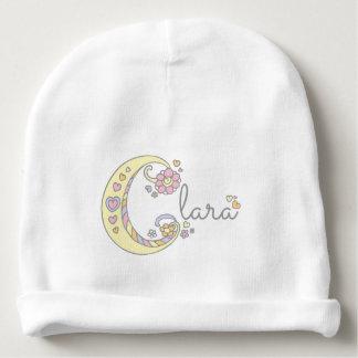 Gorro Para Bebê Clara ou seu próprio beanie conhecido do bebé de C