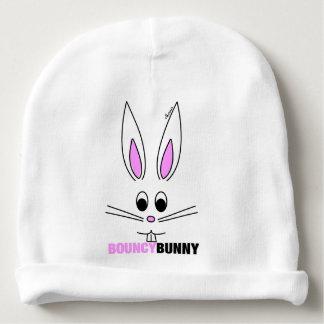 Gorro Para Bebê Coelho Bouncy - chapéu do Beanie do bebê
