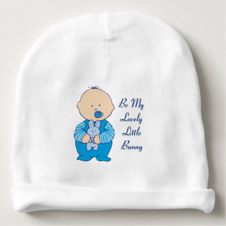 Gorro Para Bebê Coelho pequeno bonito