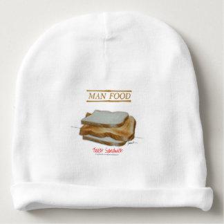 Gorro Para Bebê Comida do homem de Tony Fernandes - sanduíche do