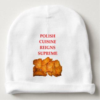 Gorro Para Bebê comida polonesa