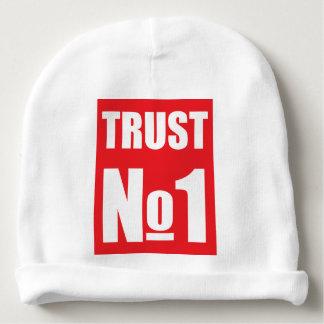 Gorro Para Bebê Confiança ninguém