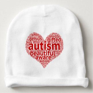 Gorro Para Bebê Consciência do autismo