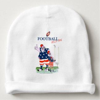 Gorro Para Bebê Corredor da fama do futebol, fernandes tony